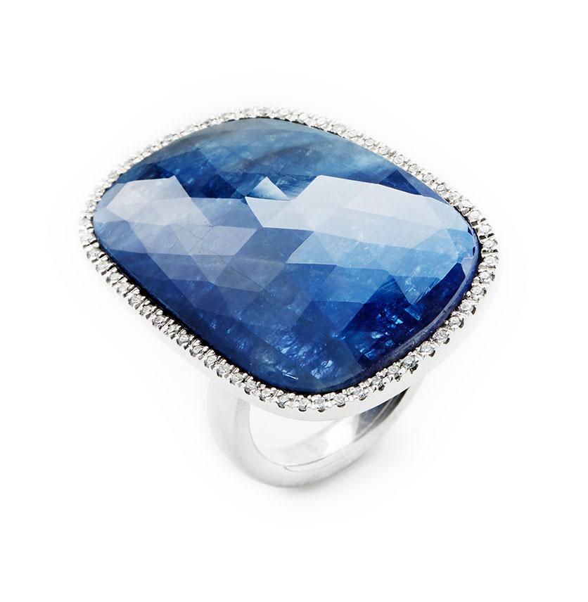 Precious Sapphire Ring